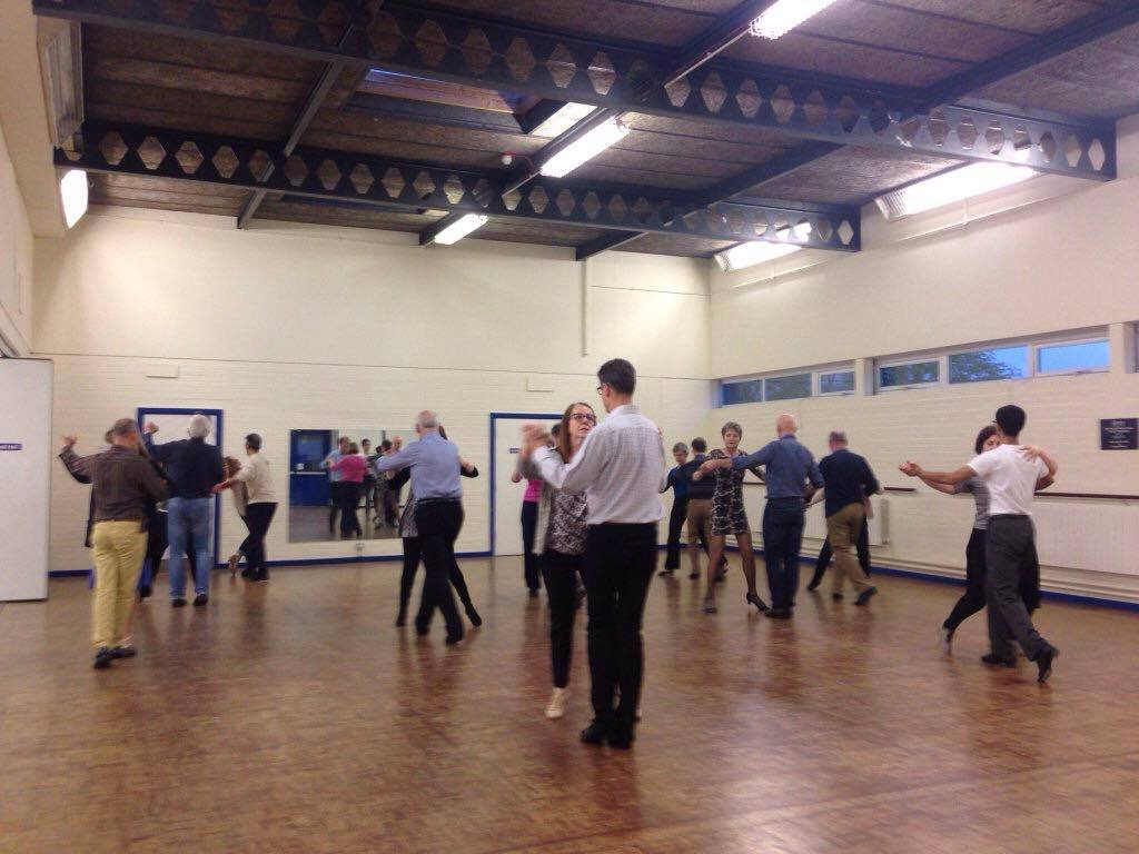 Ballroom & Latin classes