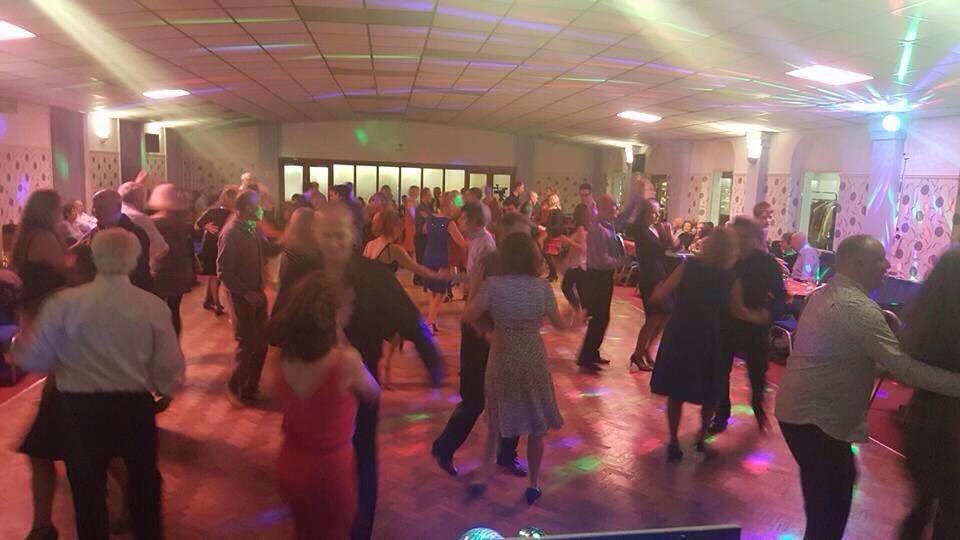 Ballroom dance class Kingston upon Thames