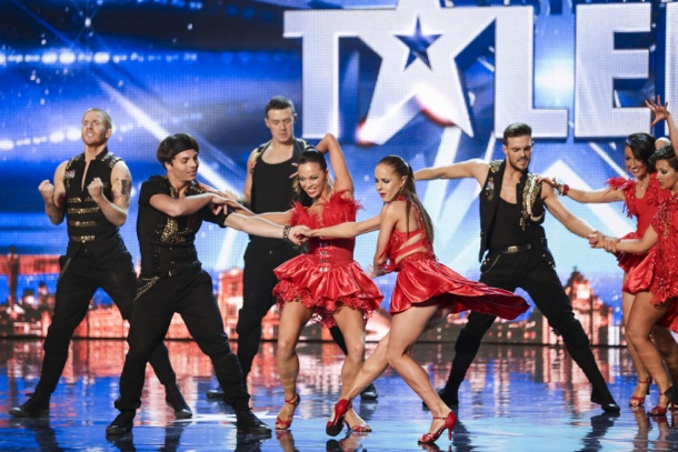 Adelmo Leah Dance at Britains got Talent